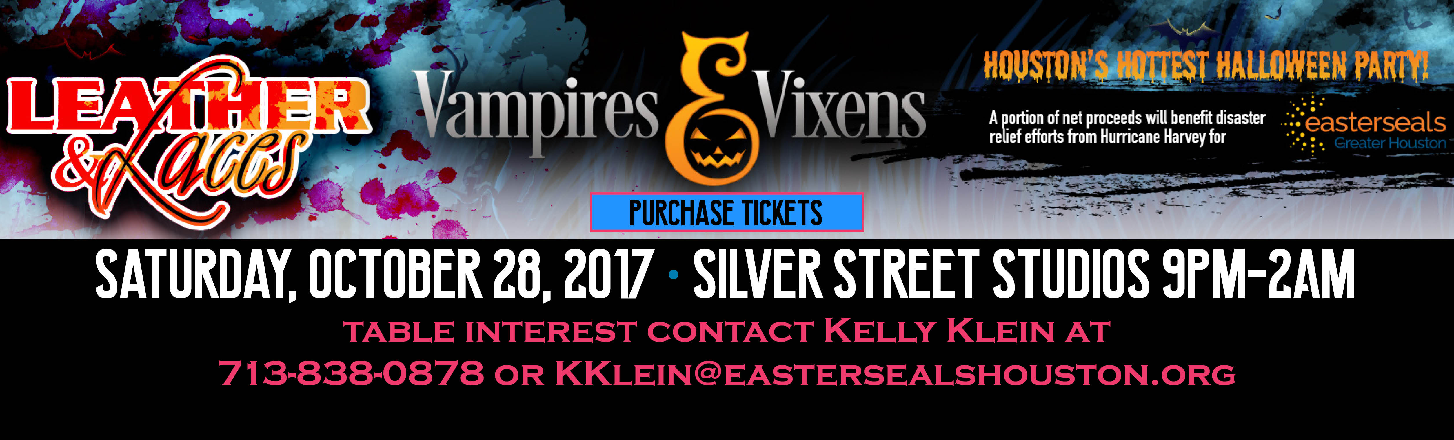 Join us at Vampires and Vixens