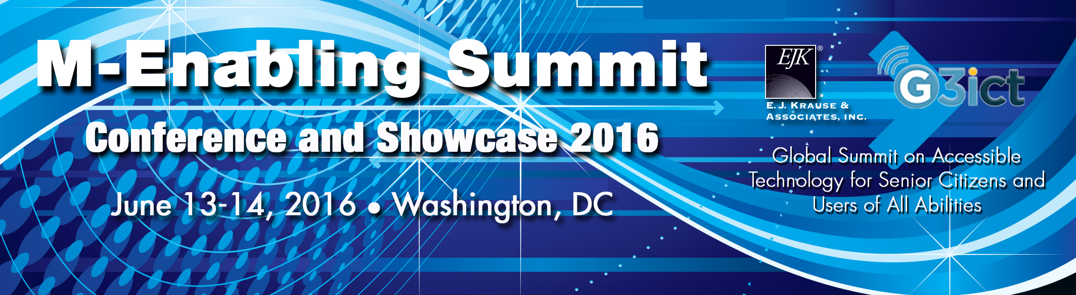 2016 M-Enabling Summit